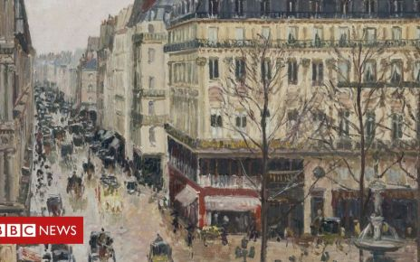 106749909 pissarrocamille ruesaint honorporlatarde.efectodelluvia 712 1976.74 - Judge rules museum 'rightfully owns' Nazi-looted painting