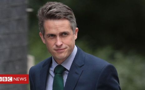 106763464 gettyimages 995057126 - Gavin Williamson sacking: What is the Official Secrets Act?