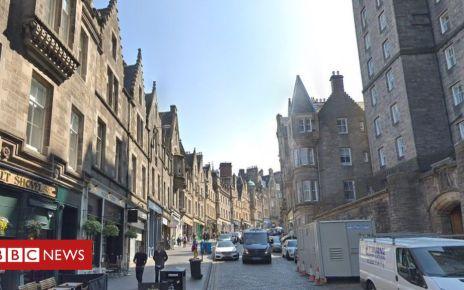 106770990 mediaitem106768039 - Traffic-free days begin in Edinburgh city centre