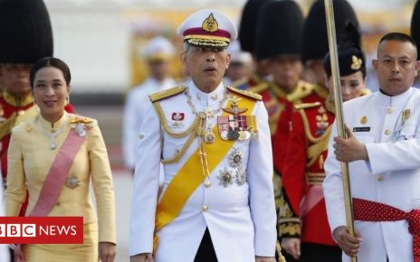 106776450 2ddec418 ea27 4a9c 8728 446c6e96b060 - Thai King Vajiralongkorn to be crowned in three-day ceremony