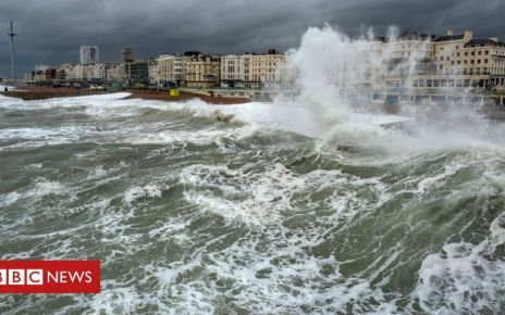 106845487 brighton getty - Climate change: UK flood planners 'must prepare for worst'