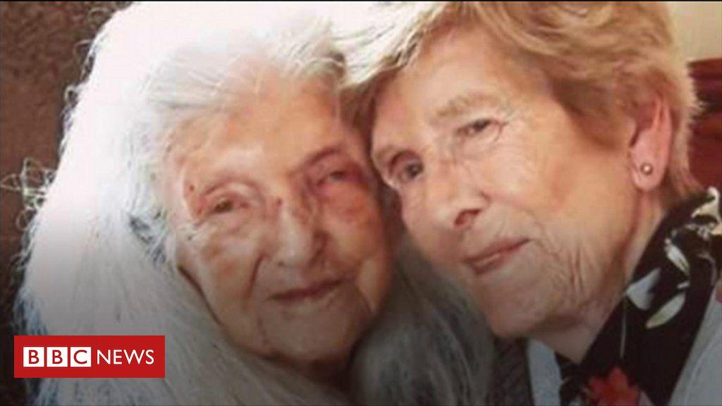 106904994 p078tssz - Eileen Macken finds her 103-year-old birth mum