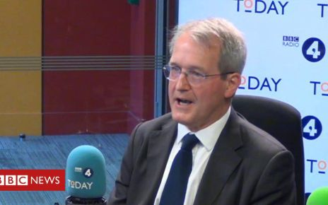 106966920 p07985jv - Tory MP on Brexit: 'Threaten no deal to get a free trade deal'