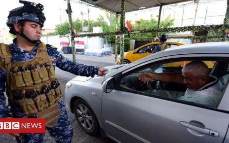 106968159 mediaitem106967701 - US pulls 'non-emergency staff' from Iraq as Iran tensions mount
