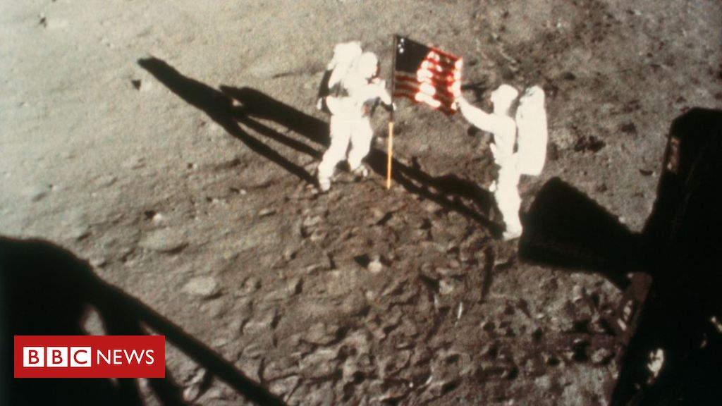 106989493 moonbuzzandneil - The Moon landings: How one small step inspired a generation