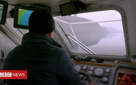 107038188 p079snfr - Is there a problem with salmon farming?