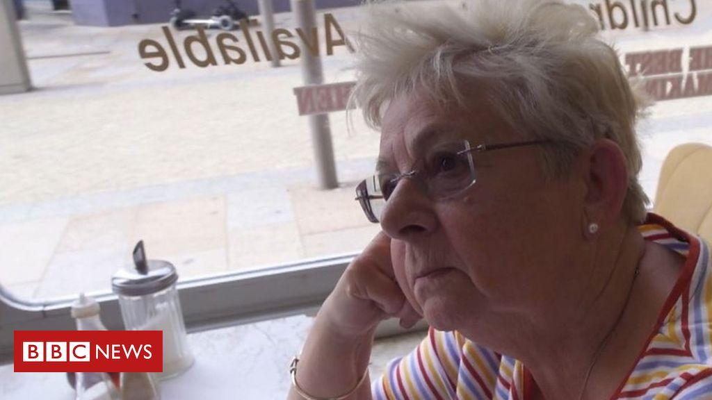107046465 p079vs3d - European elections 2019: Voters in Weston-super-Mare