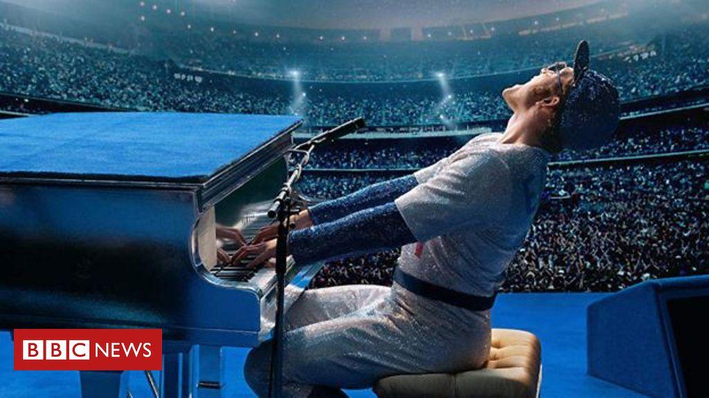 107048545 p079w74z - Rocketman premiere 'emotional' for Elton John