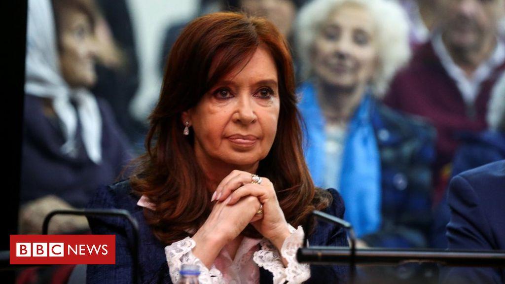 107054124 a9e9fe4a d965 450d 93d6 de656885cddf - Cristina Fernández de Kirchner, Argentina ex-president, goes on trial