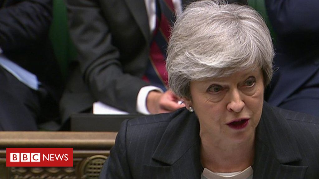 107061016 p07b04lx - PMQs: Corbyn and May on funding for schools in England