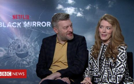 107103059 p07b903q - Why Charlie Brooker says the news is copying Black Mirror