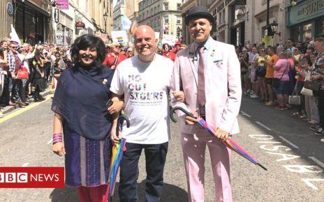 107107467 img 3987 - 'No Outsiders' teacher leads Birmingham Pride parade
