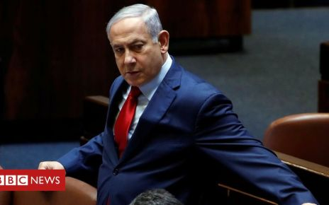 107158576 759cd10a 4c33 4589 ab5c 290c8668e5e5 - Israel to hold fresh election as Netanyahu fails to form coalition