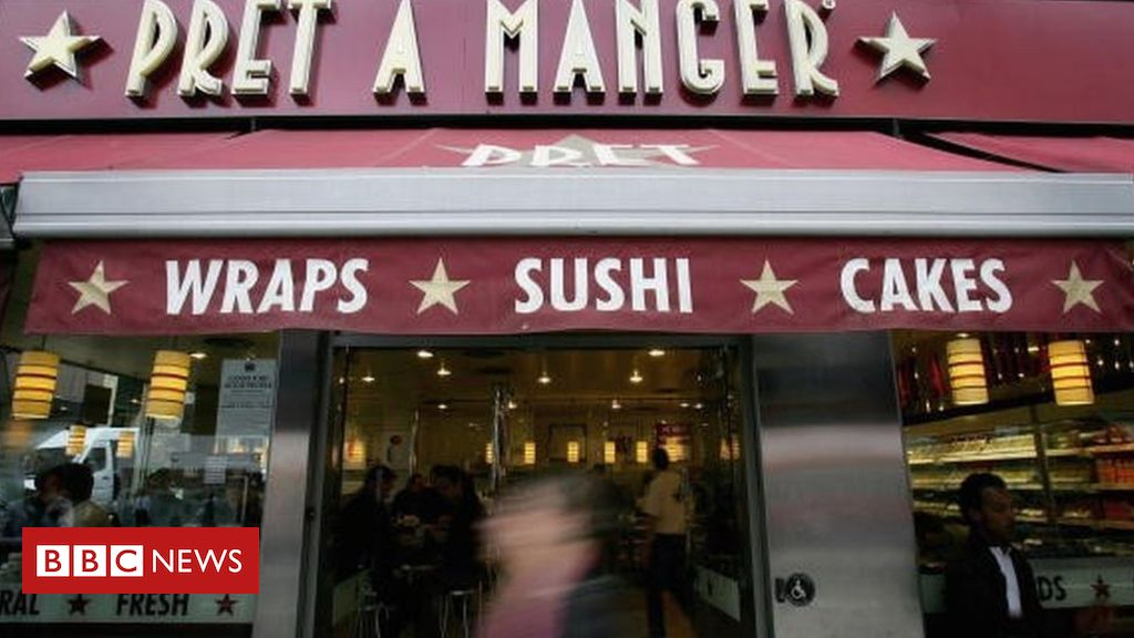 89304068 89304067 - Pret a Manger 'to buy Eat' in vegetarian push