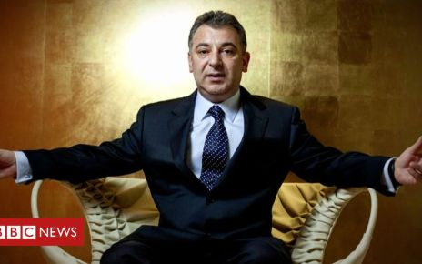 107188969 frank timis edit - The wealthy businessman who paid just £35.20 in tax