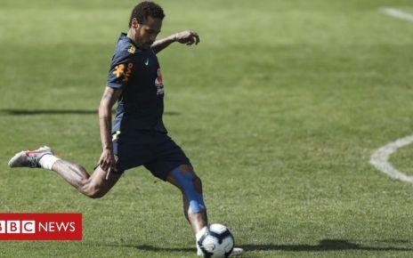 107199435 neymargetty - Neymar accused of sexual assault in Paris