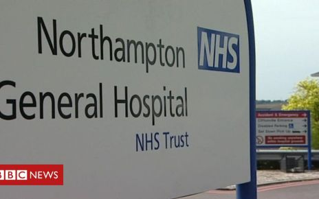107214144 ngh2 - Woman, 92, dies after Northampton General Hospital loses dentures
