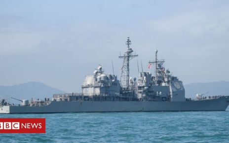 107286493 gettyimages 1064035542 - Russian and US warships almost collide in East China Sea