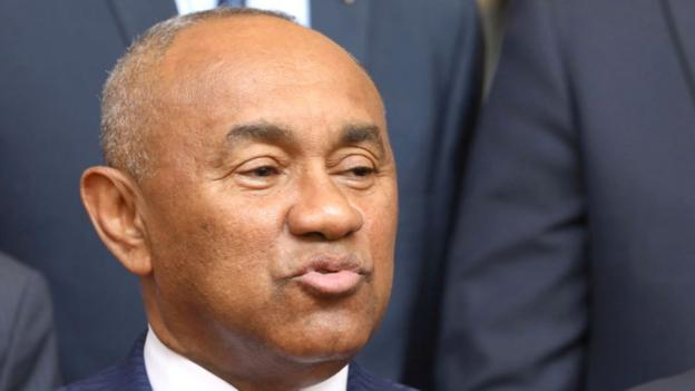 107296507 amhadreuters - Why African football boss Ahmad was called in by French investigators
