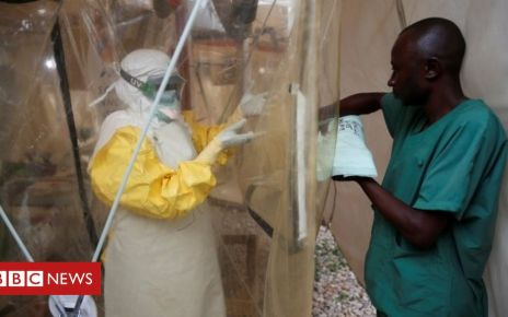 107340834 e8243fab 20b7 43e6 938a 0841e1446ca0 - DR Congo Ebola outbreak: Child in Uganda diagnosed with virus