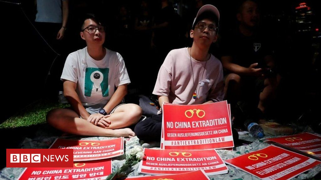107342197 p07cw0mj - Why people are taking to the streets in Hong Kong