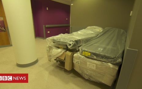 107348624 critical1 - Royal Victoria Hospital: Eight-year delay for new building