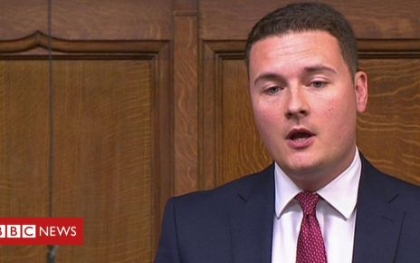 107349468 p07cxhb2 - PMQs: Wes Streeting asks Theresa May about proroguing Parliament