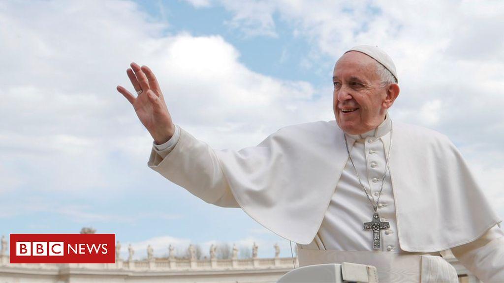 107383181 mediaitem107383180 - Pope warns oil bosses of climate threat