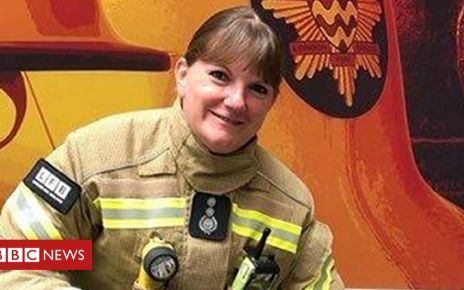 107470349 mediaitem107470348 - London's first female fire commissioner Dany Cotton to retire