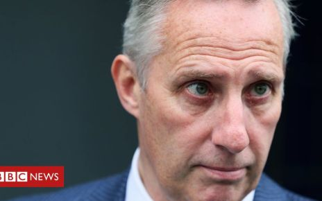 107539634 01aaa1 - Ian Paisley holiday 'funded by Maldives government minister'