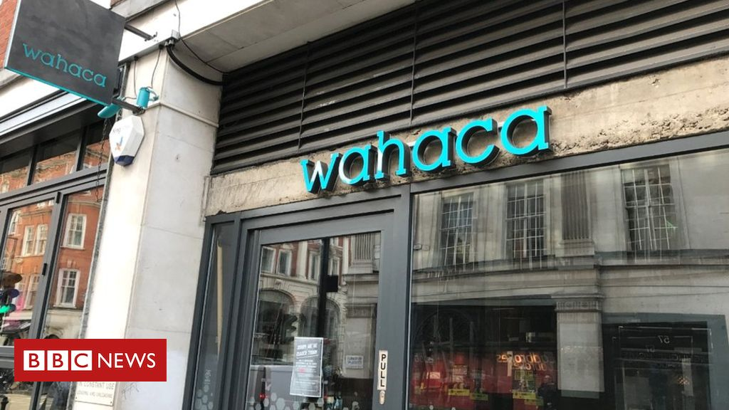 92239916 mediaitem92239915 - Wahaca 'made waiter pay' after eat-and-run