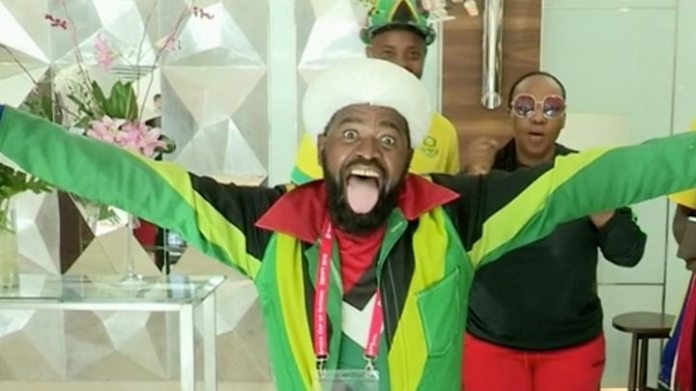 1563409540 674 Trekking 10000km across Africa for a football match - The African Cup of Nations: 'Fairy-tale' team, cursed jerseys and super fans