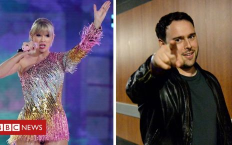 107661081 swiftbraunv2 - Taylor Swift v Scooter Braun: Personal or strictly business?