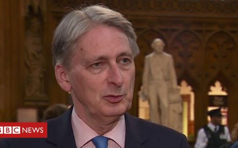 107663828 de07 - Hammond says Tory leadership candidates must 'be honest' over spending plans