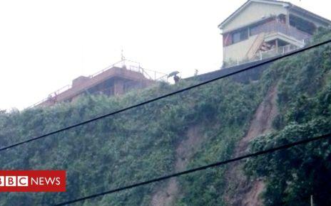 107749696 p07g11jm - Heavy rains in Japan cause deadly landslides and floods