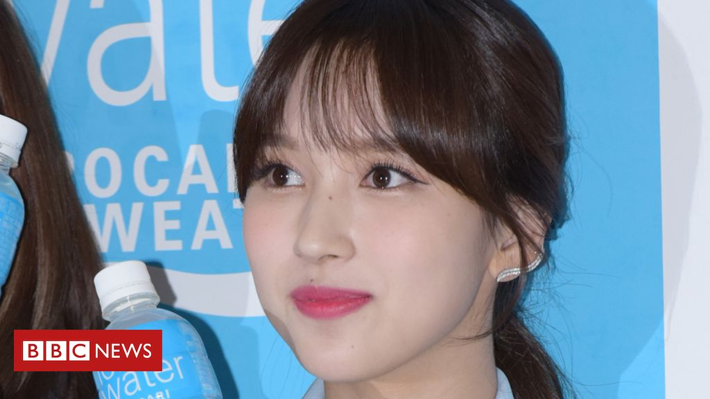 107831908 minagetty - Twice: K-Pop star Mina pulls out of tour due to 'extreme anxiety'