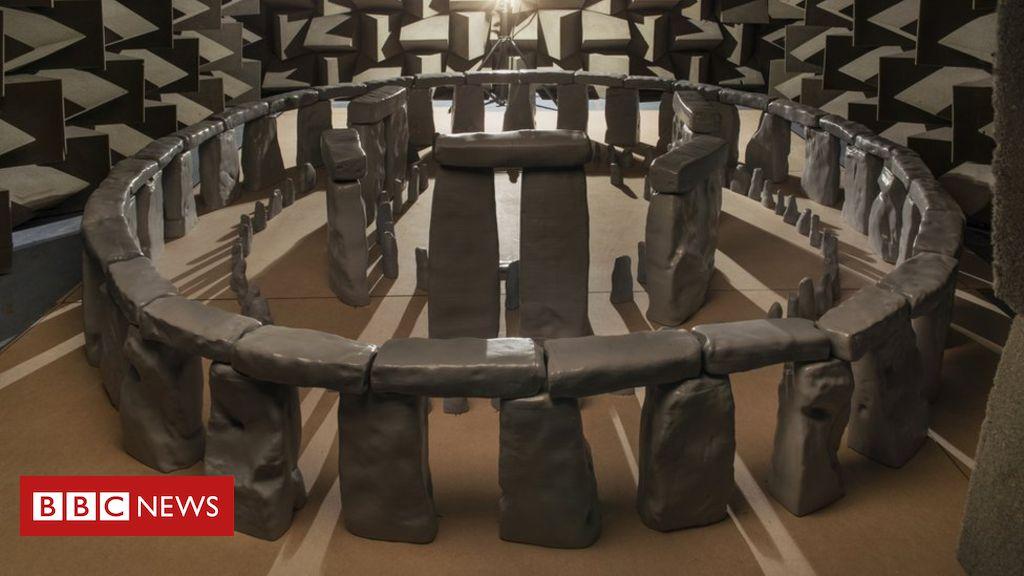 107833515 59deeef8 7c2b 425a 8da1 c84476dfe05b - Stonehenge mini model reveals sound of monument