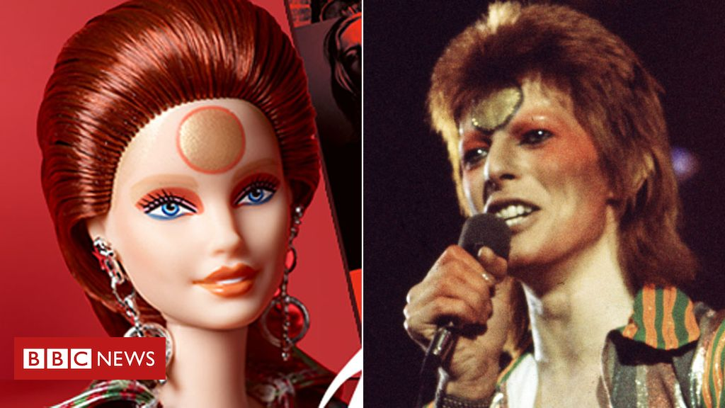 107838569 bowiebarb976 - David Bowie to be immortalised by Barbie