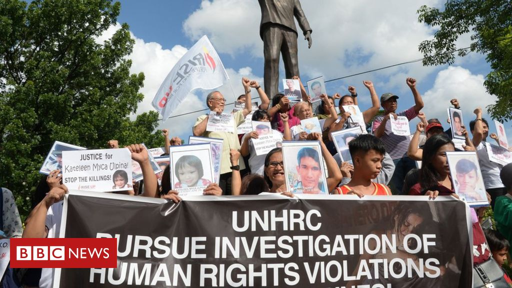 107839292 gettyimages 1154680947 - Philippines drugs war: UN votes to investigate killings