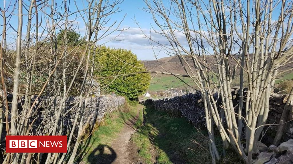 107845935 peaktrapspaulrichardson2 - Peak District cycle paths sabotaged with 'dangerous' traps