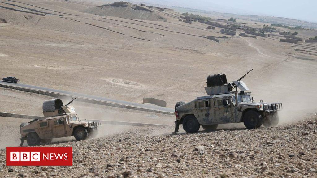 107847070 16550ce9 bdcd 42c0 8875 ef22d554a422 - Afghanistan war: 'Child used' in Afghan suicide attack