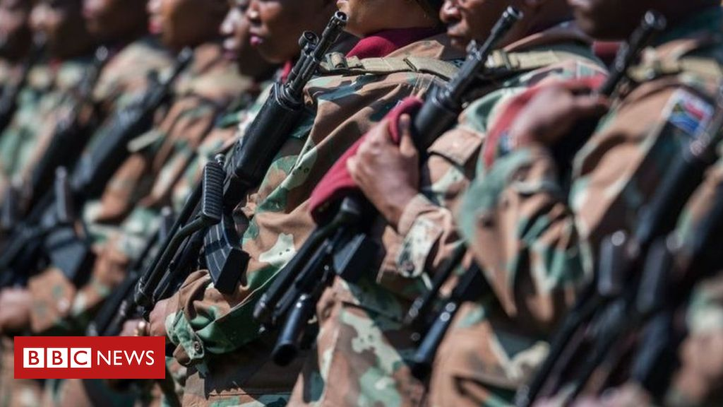 107848390 gettyimages 1146176792 - South Africa deploys army to gang-hit Cape Town
