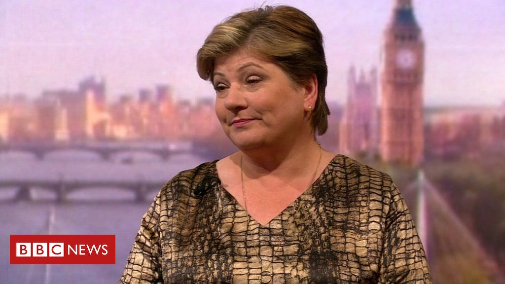 107873111 emily - Labour anti-Semitism row: Don't attack messengers, says Thornberry