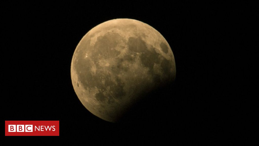 107893771 gettyimages 828803110 - Apollo 11: Partial lunar eclipse due on 50th anniversary