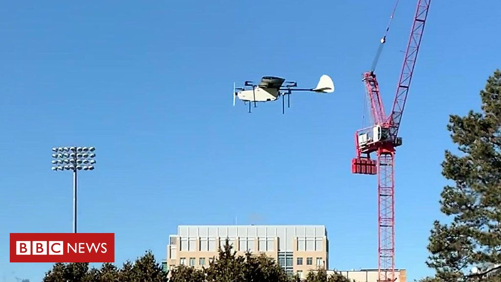 107932991 p07h77jy - Hovering, gliding drone takes-off and other tech news