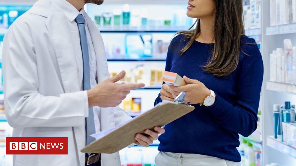 107933423 pharmacist - UTI home-testing app to help women trialled by NHS