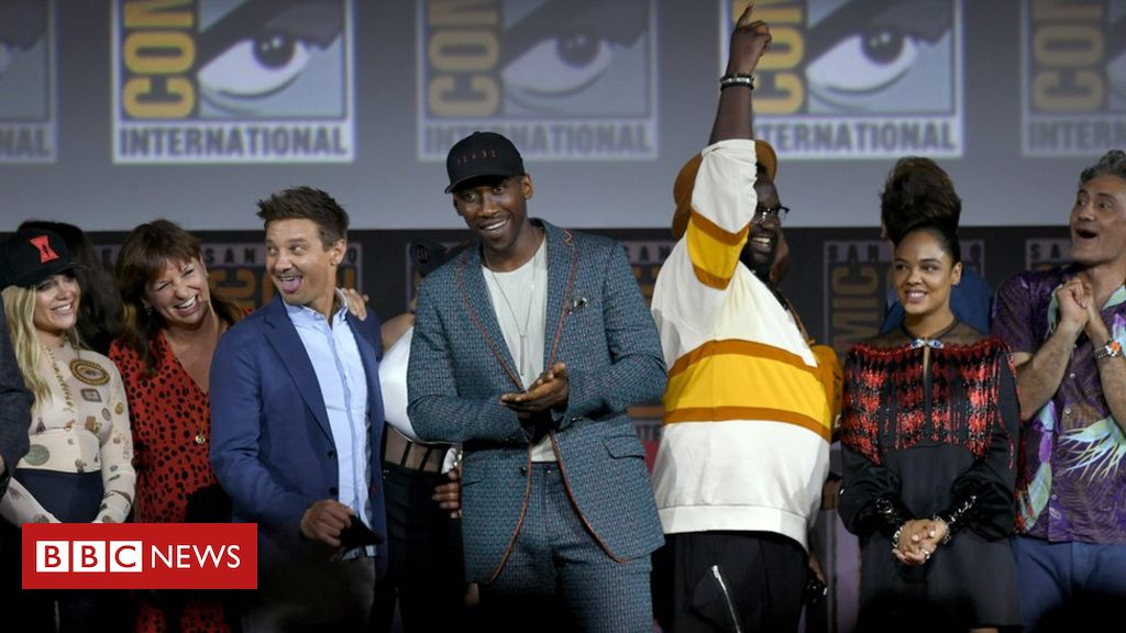 107960881 mahershalaali - Comic Con: Marvel reveals Blade, Shang Chi and female Thor