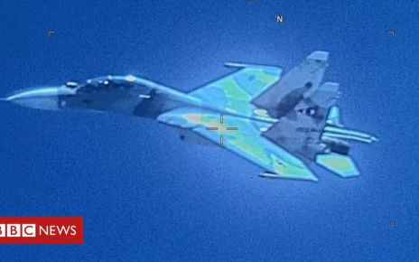 107972284 mediaitem107972280 - US denounces Venezuela aircraft's 'unsafe approach'