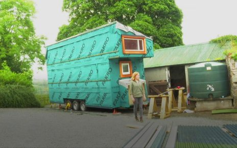 p07hb9y8 - Northern Ireland's tiny house movement - a small move to the future?