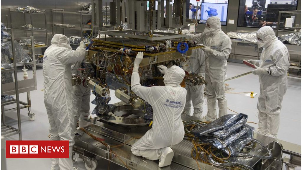 108237891 19089892copy - Rosalind Franklin Mars rover nears completion